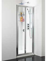 Phoenix Bi Fold Shower Door 800mm
