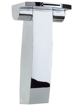 Phoenix WF Series High Neck Basin Mixer Tap With Klik Waste