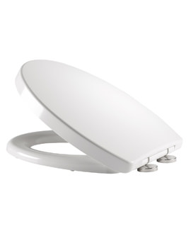 Roper Rhodes Juno Soft-Closing Toilet Seat
