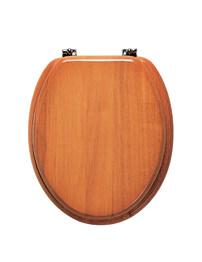 Roper Rhodes Malvern Antique Pine Solid Wood Toilet Seat