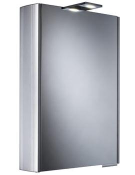 Roper Rhodes Ascension Fever Single Mirror Glass Door Cabinet