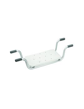 Croydex Easy Fit White Bath Bench