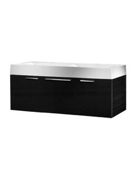 Roper Rhodes Envy Anthracite Finished Wall Mounted Washstation