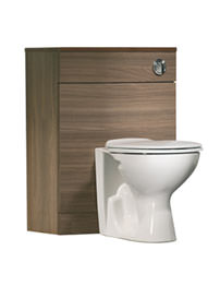 Roper Rhodes Ella Walnut Finished 620mm Back To Wall WC Unit