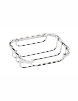 Croydex Wire Chrome Plated Soap Dish