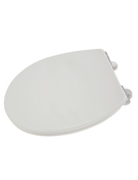 Croydex Anti Bacterial Thermoset Toilet Seat