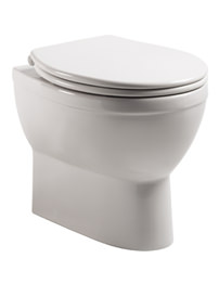 Roper Rhodes Minerva Back To Wall WC With Soft Close Seat