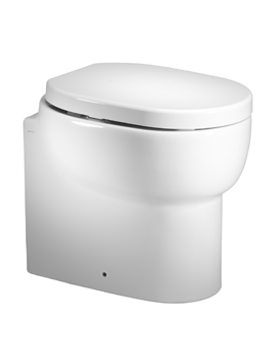 Roper Rhodes Zest Back To Wall WC With Soft Close Seat