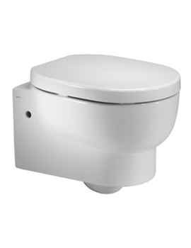 Roper Rhodes Zest Wall Hung WC With Soft Close Seat