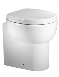 Roper Rhodes Zest Short Projection Back To Wall WC With Seat