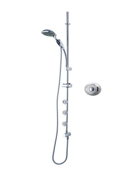 Triton Satellites Digital Shower Mixing Unit HP With Bellona Kit