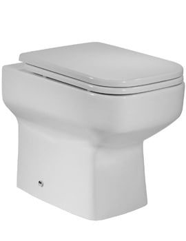 Roper Rhodes Geo Back To Wall WC With Seat