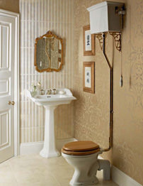 Heritage Dorchester Cloakroom Suite 1