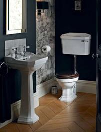 Heritage Granley Cloakroom Suite 1