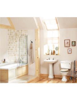 Heritage Rhyland Traditional Bathroom Suite - 1