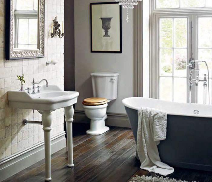 Heritage victoria traditional bathroom suite 2 for Heritage bathrooms