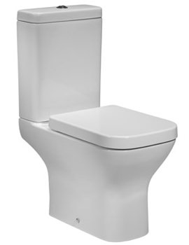 Tavistock Structure Close Coupled WC Pan With Cistern And Seat 640mm