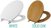 Vitoria Toilet Seat Options