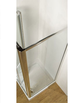 Kudos Original Silver Frame Side Panel 800mm