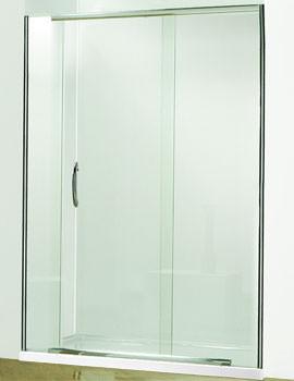 Kudos Infinite Straight Sliding Door 1200mm Side Access