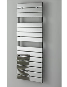 Essential Libra Deluxe Chrome Plated Straight Towel Warmer 500 x 1510mm