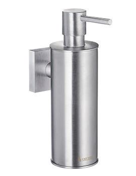 Smedbo House Brushed Chrome Soap Dispenser