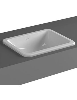 VitrA S20 Commercial 45cm Countertop Basin