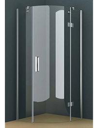 Tavistock Oxygen 8 900mm Single Hinged Door Shower Quadrant