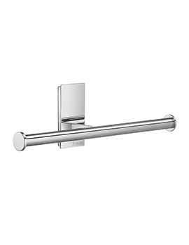 Smedbo Pool Polished Chrome Spare Toilet Roll Holder