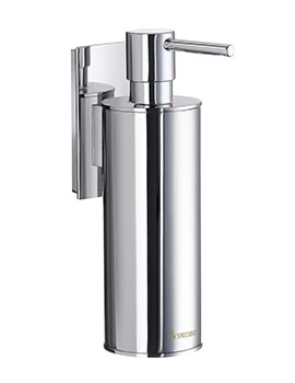 Smedbo Pool Polished Chrome Soap Dispenser