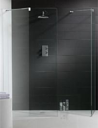 Tavistock Oxygen 8 900mm Walk-In Shower Panel