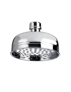 Bristan 145mm Traditional Fixed Shower Head