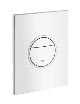 Grohe Spa Ondus Chrome Wall Plate For WC
