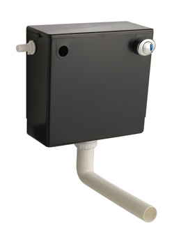 Essential Gem Concealed Cistern