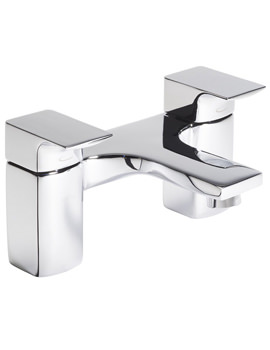 Tavistock Siren Deck Mounted Bath Filler Tap