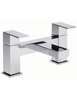 Tavistock Index Deck Mounted Bath Filler Tap