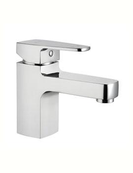 VitrA Q-Line Mono Bath Filler Tap Chrome
