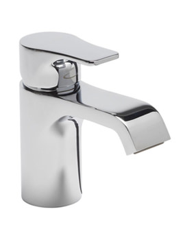 Tavistock Blaze Basin Mixer Tap With Click Waste