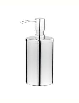 VitrA Arkitekta Liquid Soap Dispenser Chrome