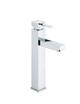 Bristan Quadrato Tall Basin Mixer Tap