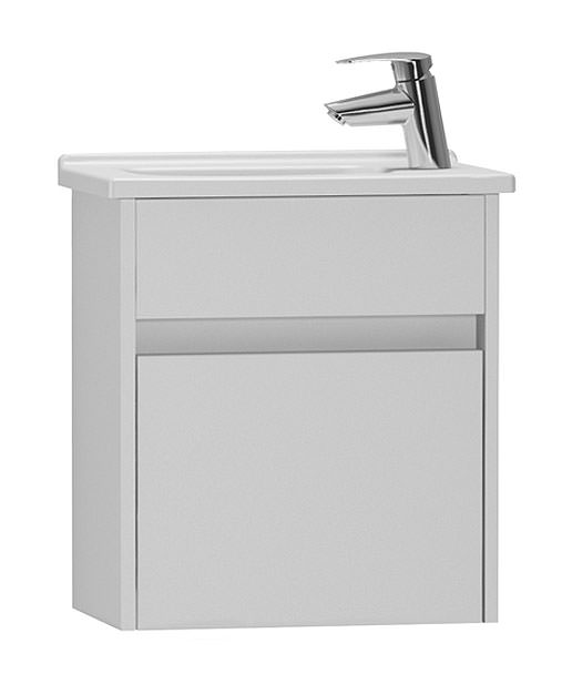 VitrA S50 50cm Compact Vanity Unit With Basin