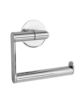 Smedbo Time Polished Chrome Toilet Roll Holder
