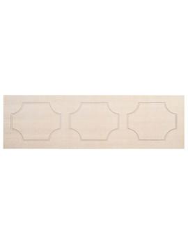 Tavistock Milton Limed Oak Finish Front Bath Panel 1700mm