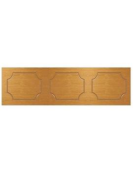 Tavistock Milton Antique Pine Finish Front Bath Panel 1700mm