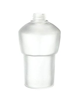 Smedbo Xtra 133mm Spare Frosted Glass Container