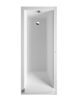Duravit Starck 1700x900mm Rectangular Bath