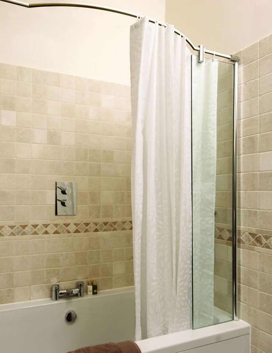 Kudos Inspire Over Bath Shower Panel 1556 X 350mm With