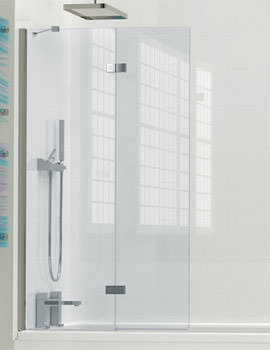 Kudos Inspire 2 Panel In-Fold Bath Screen 1500 x 875mm