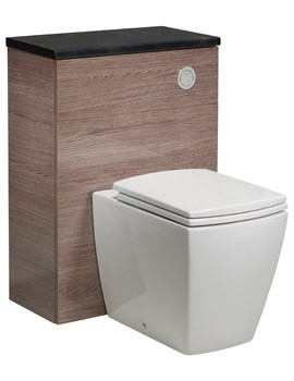 Tavistock Courier 600mm Montana Back To Wall WC Unit
