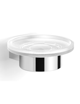 Essential Urban Round Soap Dish